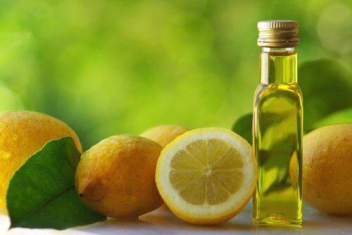 karaciğeri canlandırmak için zeytinyağı ve limon