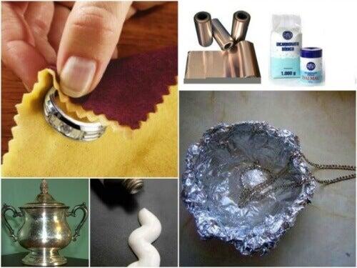 Gümüş Eşya Temizlemek İçin 7 İpucu
