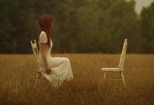 boş sandalye