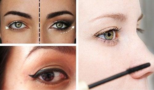 Düşük Göz Kapaklarını Gizleyen 8 Kozmetik Hile