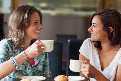 kahve arkadaşlık