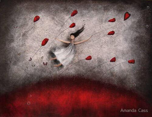rüzgar ve güller