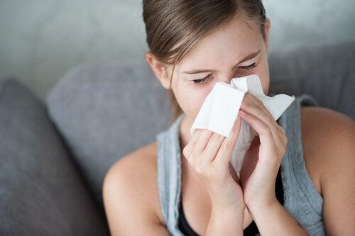 her gün sarımsak tüketme ve alerjiler
