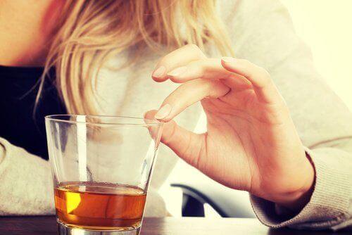 alkol tüketimi