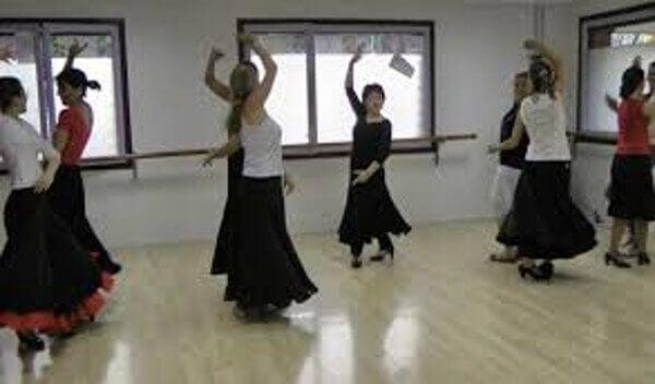 flamenko dansı