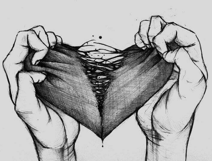 kalp kırıklığı