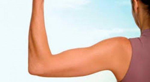 Kol Yağlarını Eritmek İçin 6 Etkili Egzersiz