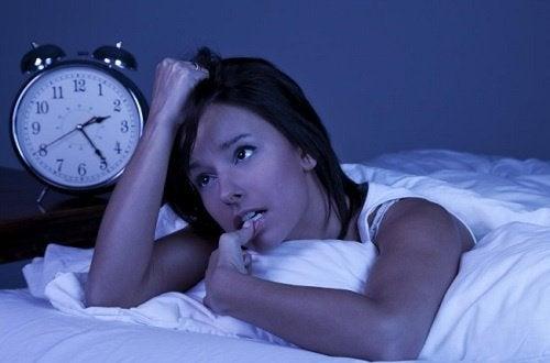 uykusuzluk çekmek