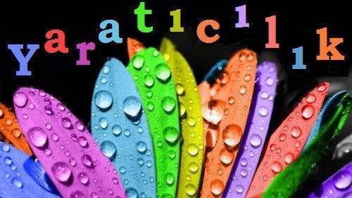 rengarenk yaratıcılık yazısı