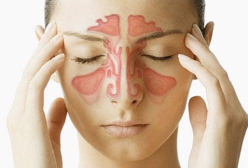 sinüs baş ağrısı