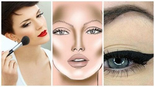 Daha İnce Bir Yüz İçin 5 Makyaj Hilesi