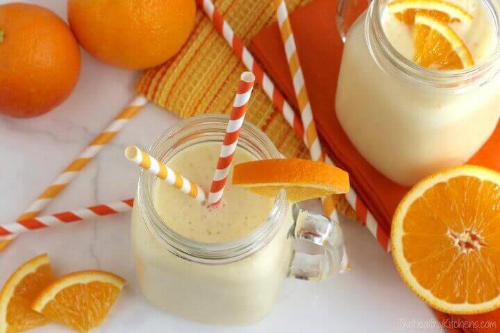 portakallı içecek