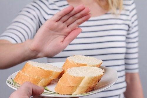 ekmeğe hayır