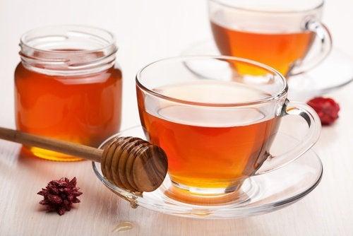 ballı çay