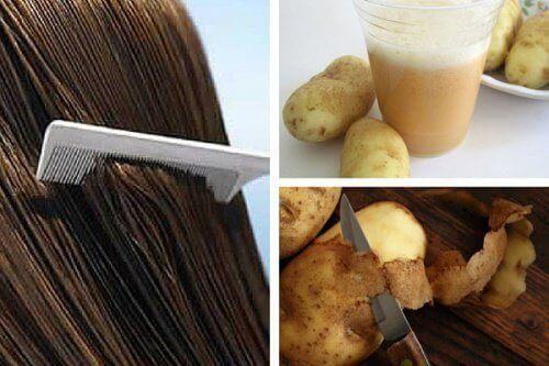 Erken Beyazlayan Saçları Gizlemek için 5 Doğal Yöntem