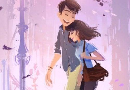 yürüyen çift