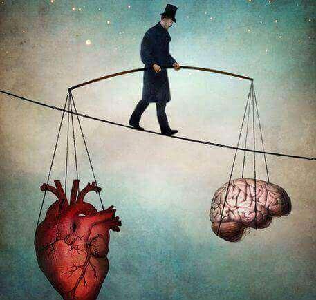 beyin ve kalp arasındaki denge