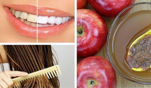 Kozmetik Alanında Elma Sirkesi Kullanımı