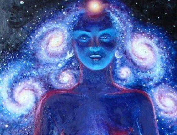 kadın ve uzay