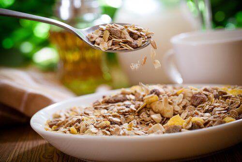metabolizmanızı hızlandıran lifli yiyecekler