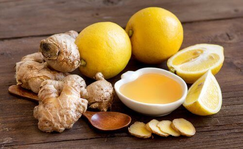 limon zencefil bal