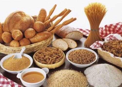 karbonhidrat içeren gıdalar