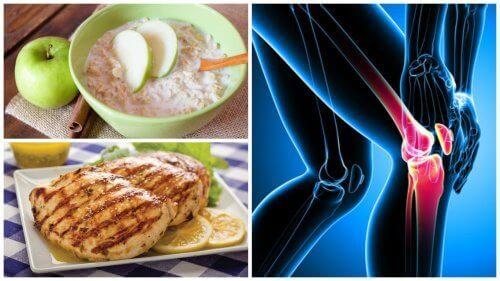 Eklem ve Kemik Sağlığı İçin 2 Diyet