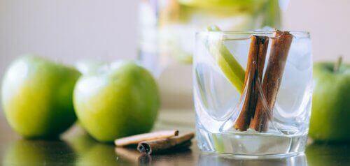 elma tarçın