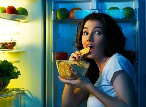 diyabetin belirtileri: açlık