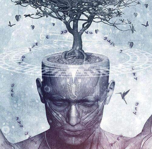beyin ve ağaç