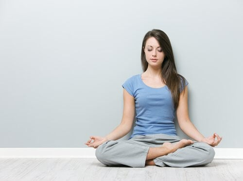 yoga yapmak