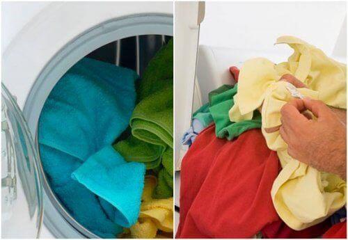 Beyaz Sirke ile Çamaşır Yıkamak: Harika bir Fikir!