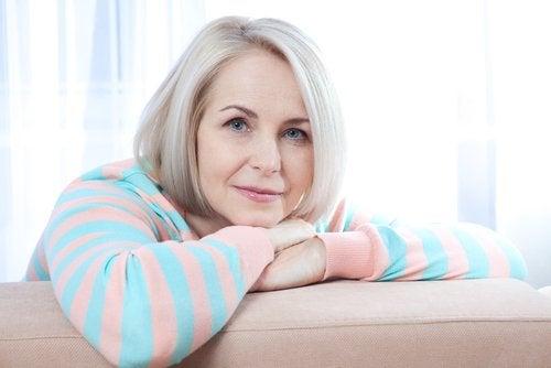 orta yaş kadın