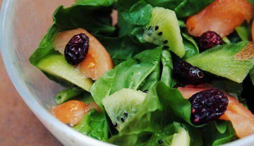 arındırıcı  salata