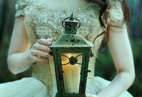 mum lambası
