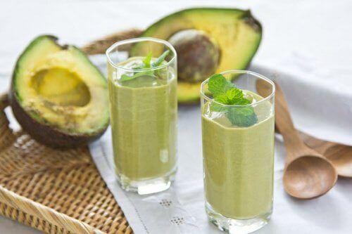 avokado içeceği