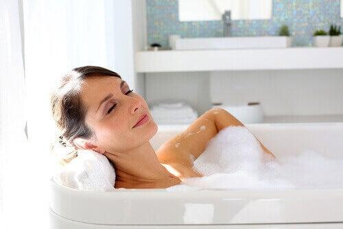 detoks banyosu