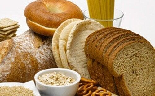 glutenli ürünler