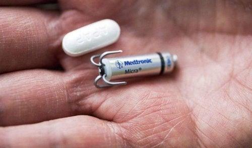 Micra: Ameliyatsız Takılan Dünyanın En Küçük Kalp Pili