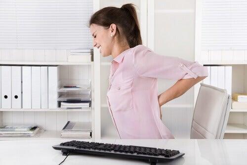 sağlıklı bir omurgaya sahip olmak için tavsiyeler