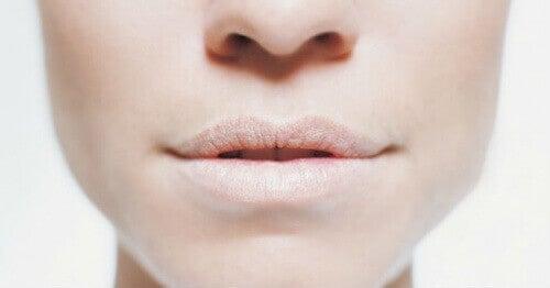 dudak kuruluğu