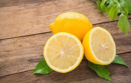 tromboz ve emboliyi önlemek limon