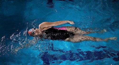 yüzmek stresi azaltır