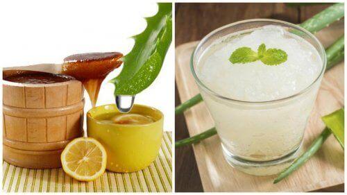 Daha İyi Bir Görüş Ve Metabolizma için Vitamin Dolu Smoothie
