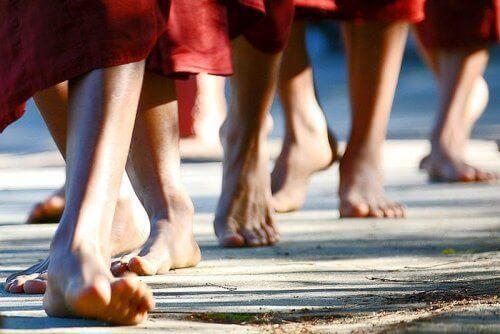 Yürürken Meditasyon Yapmayı Öğrenin