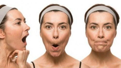 yüz egzersizleri