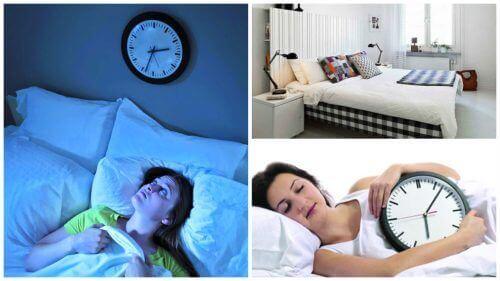 Uyku Problemlerini Çözmek İçin 8 Yöntem