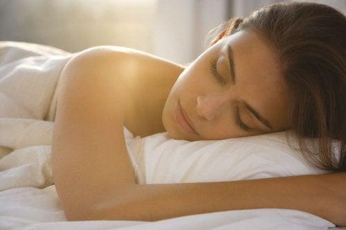deliksiz bir uyku