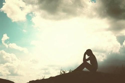 yalnız başına doğada vakit geçirmek