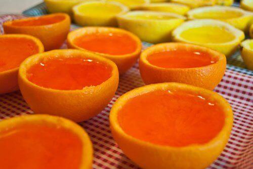 portakal jeli
